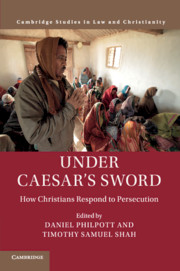 Under Caesar's Sword