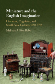 Miniature and the English Imagination