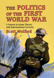 The Politics of the First World War