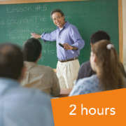 2-hour Online Teacher Development Courses Developing Critical Thinking Online Course (Institutional)