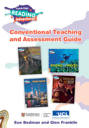 Conventional Teaching and Assessment Guide