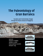 The Paleontology of Gran Barranca