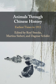 Animals through Chinese History