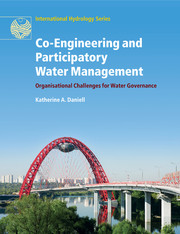 Co-Engineering and Participatory Water Management