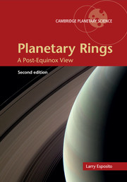 Cambridge Planetary Science