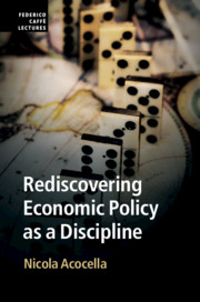 Rediscovering Economic Policy as a Discipline