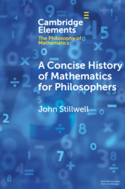Elements in the Philosophy of Mathematics