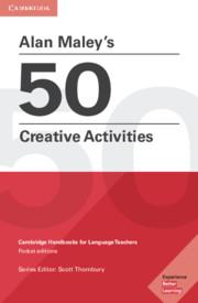 Alan Maley's 50 Creative Activities