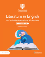 Cambridge International AS & A Level Literature in English
