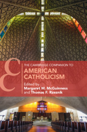 The Cambridge Companion to American Catholicism