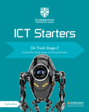 Cambridge ICT Starters On Track Stage 2
