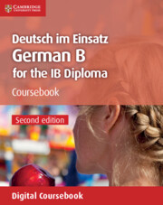 Deutsch im Einsatz Coursebook Cambridge Elevate Edition (2 Years)