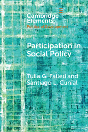 Participation in Social Policy