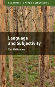 Language and Subjectivity