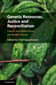 Genetic Resources in an Access and Benefit Sharing Era