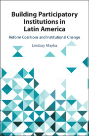 Building Participatory Institutions in Latin America