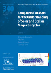 Long-term Datasets for the Understanding of Solar and Stellar Magnetic Cycles (IAU S340)