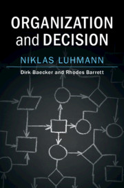Organization and Decision