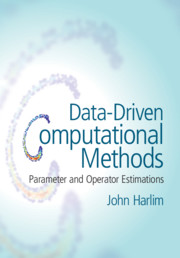 Data-Driven Computational Methods