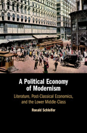 A Political Economy of Modernism