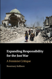 Expanding Responsibility for the Just War