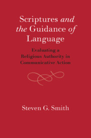 Scriptures and the Guidance of Language