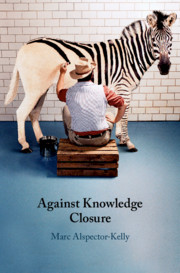 Against Knowledge Closure