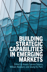 Building Strategic Capabilities in Emerging Markets