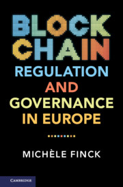 Blockchain Regulation and Governance in Europe