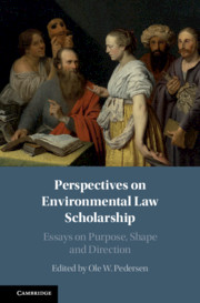 Perspectives on Environmental Law Scholarship