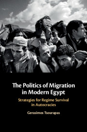 The Politics of Migration in Modern Egypt