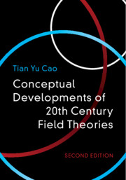 Conceptual Developments of 20th Century Field Theories