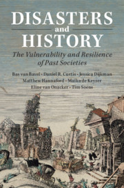 Disasters and History