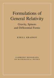 Formulations of General Relativity