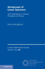 London Mathematical Society Student Texts
