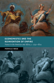 Economistes and the Reinvention of Empire