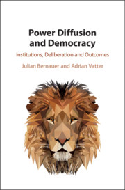 Power Diffusion and Democracy
