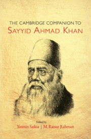 The Cambridge Companion to Sayyid Ahmad Khan