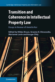 Transition and Coherence in Intellectual Property Law