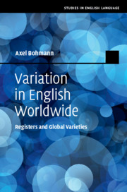 Variation in English World-wide