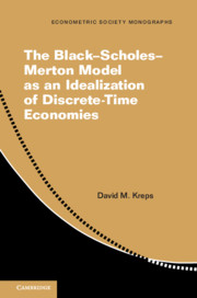 The Black–Scholes–Merton Model as an Idealization of Discrete-Time Economies