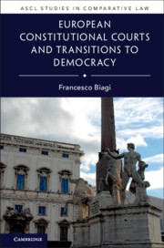 European Constitutional Courts and Transitions to Democracy