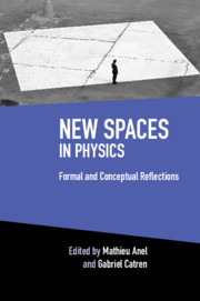 New Spaces in Physics