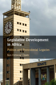 Legislative Development in Africa