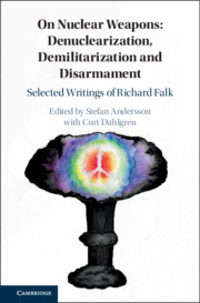 On Nuclear Weapons: Denuclearization, Demilitarization and Disarmament