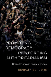 Promoting Democracy, Reinforcing Authoritarianism