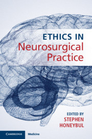 Ethics in Neurosurgical Practice