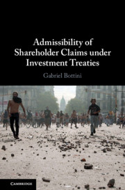 Admissibility of Shareholder Claims under Investment Treaties