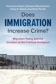 Does Immigration Increase Crime?