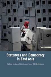 Stateness and Democracy in East Asia